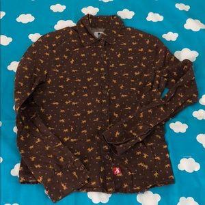 Tops - Kitten shirt